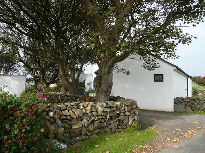 Straid Studio - Kennth King Gallery, Glencolmcille, Donegal